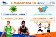 E-Magazin, Challe Salle in Jaka Blažič